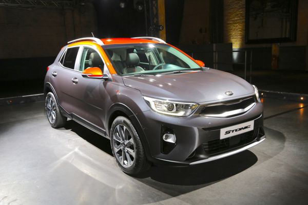 New Kia Stonic Another Playful Compact Suv From South