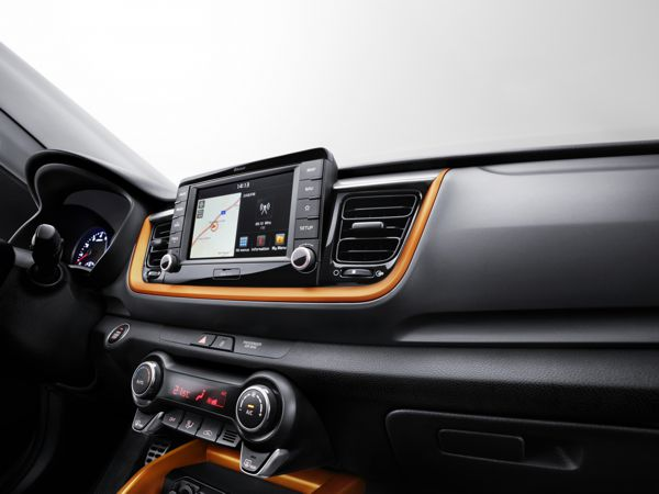 New Kia Stonic – Another playful compact SUV from South ...