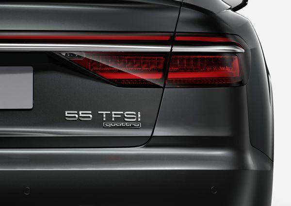Audi New Model Naming System