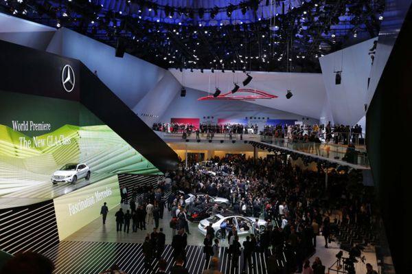 IAA Frankfurt Motor Show
