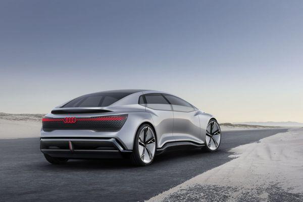 Audi Concept car Aicon