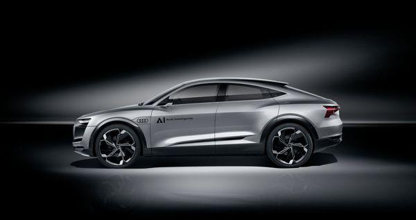 Audi Concept car Elaine