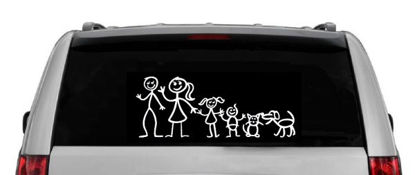 My Family stickers