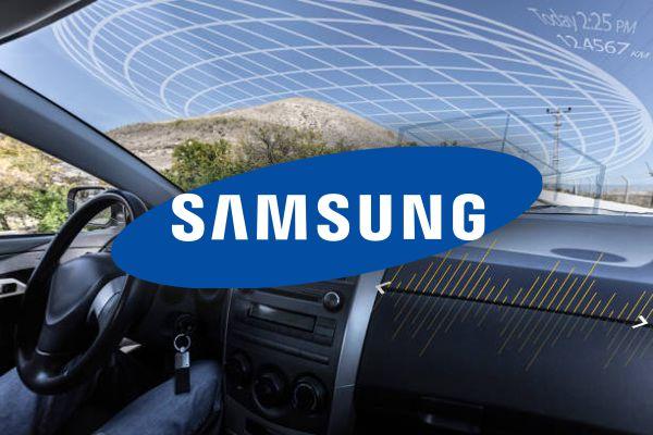 Samsung autonomous driving