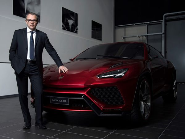 Lamborghini Urus Release Date Teaser Of Upcoming Suv Drive It