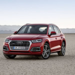 The 2nd generation Audi Q5 unveiled