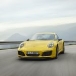 New Porsche 911 Carrera T – Less Weight, More Performance