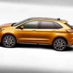 New Ford Edge to replace Territory SUV?