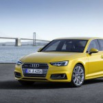 The brand new Audi A4 in SA by 2016