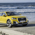 Audi's new compact city SUV – Audi Q2