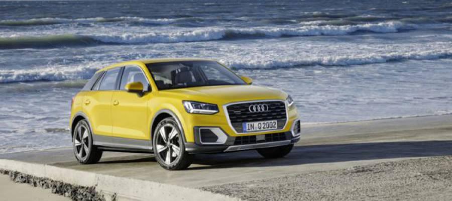 Audi's new compact city SUV – Audi Q2