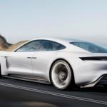 Porsche aims at Tesla with Mission E Concept