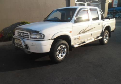 2003 Mazda Drifter 2600i 4X2 Hi Ride D/cab