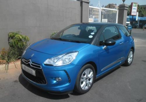 2013 Citroen Ds3 1.2 Vti 82 Design