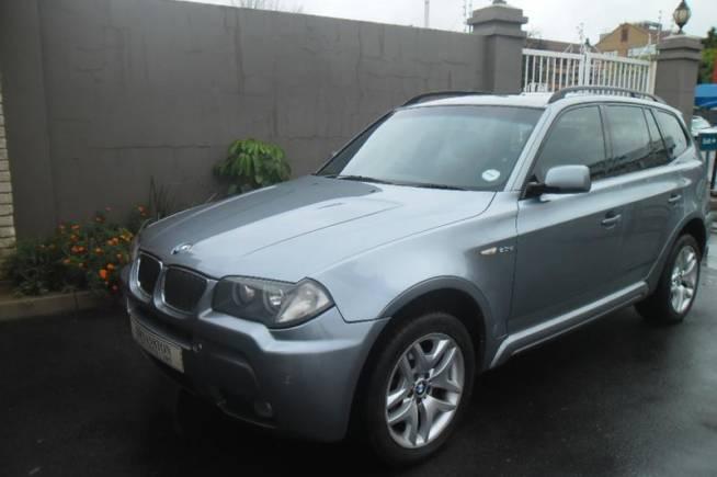 2007 BMW X3 2.0D M Sport