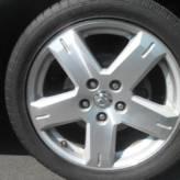 2009 Dodge Journey 2.7 V6 R/T
