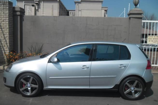 2005 Volkswagen Golf 2.0 Gti Dsg