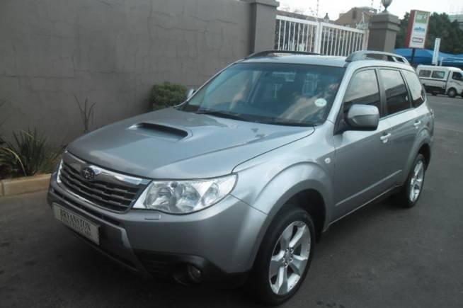 2011 Subaru Forester 2.5 Xt Premium