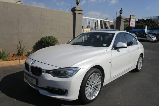 2012 BMW 3 Series Sedan 335i Steptronic