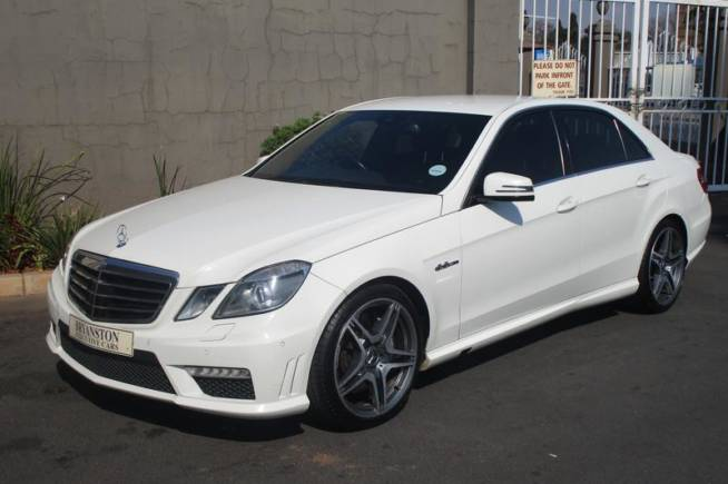 2011 Mercedes-Benz E-Class Sedan E 63 Amg