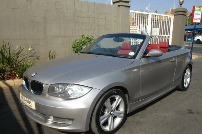 2010 BMW 1 Series Convertible 125i