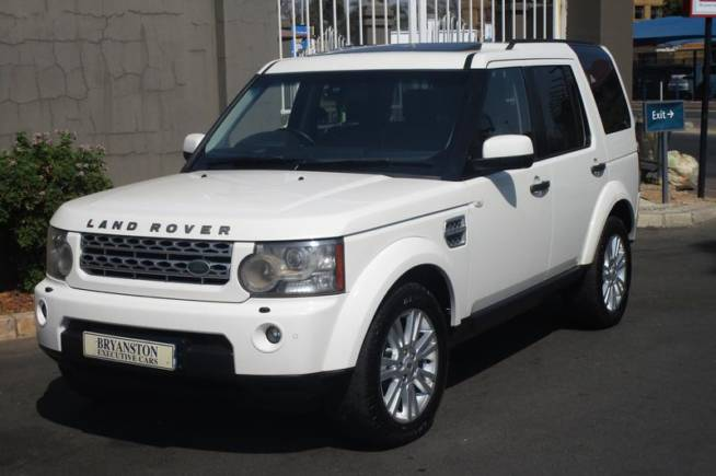 2010 Land Rover Discovery 4 3.0 D V6 Hse