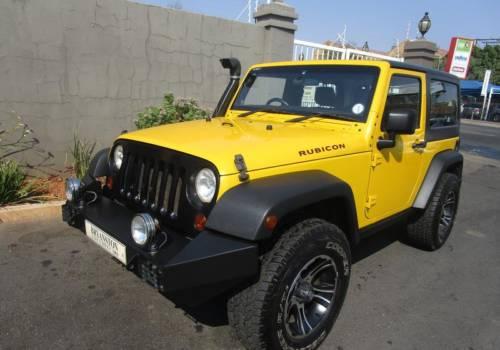 2011 Jeep Wrangler 3.8L Rubicon