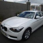 2013 BMW 1 Series 5-Door 116i