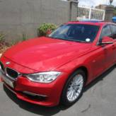 2012 BMW 3 Series Sedan 320i Luxury Line