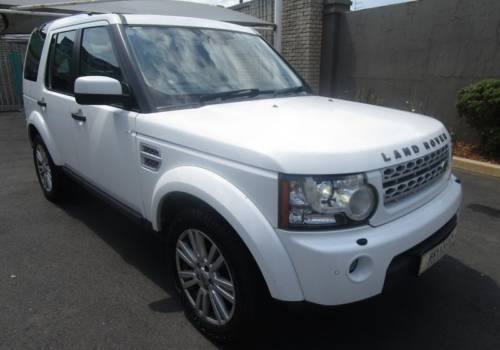 2012 Land Rover Discovery 4 3.0 D V6 Se At