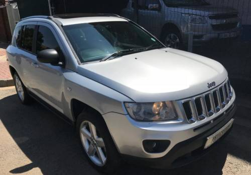 2012 Jeep Compass 2.0 Limited