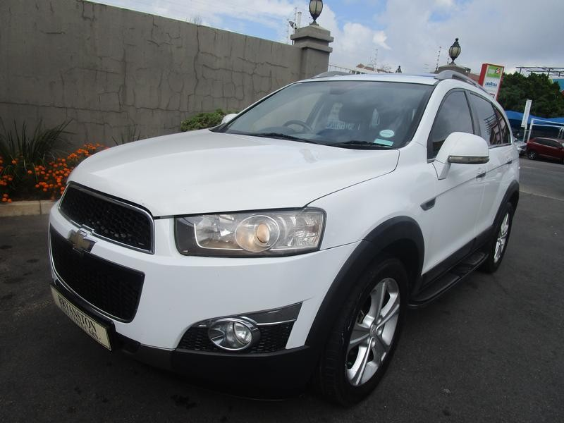 2012 Chevrolet Captiva 22d Ltz Awd At Drive It
