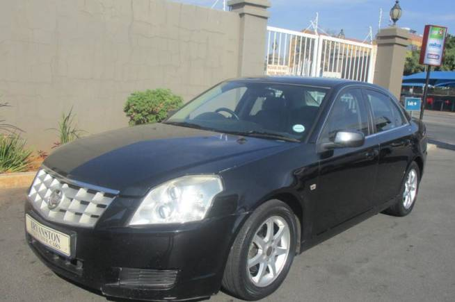 2007 Cadillac Bls 2.0T