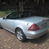 2002 Mercedes-Benz Slk Slk 200 K