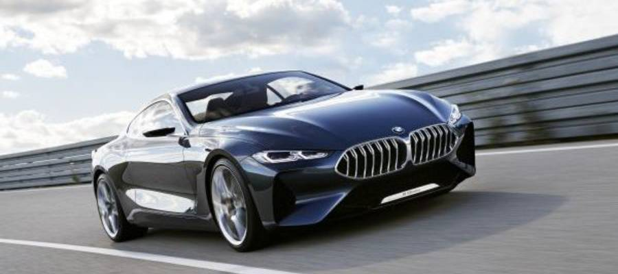 Get a Taste of the Gorgeous New BMW 8-Series Coupe