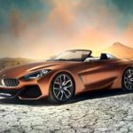 New BMW Z4 Concept Shows off Brand's Future Design Language