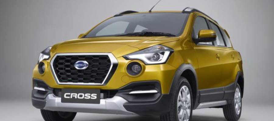 Datsun Enters Crossover Market with Aptly Named 'Cross'