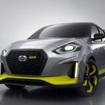 Datsun reveals unconventional 'Hot-hatch' looking concept