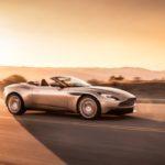 Aston Martin's New DB11 Volante is a Stunner!