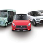 Daihatsu has 5 Cutesy Exhibition Vehicles for the Tokyo Motor Show