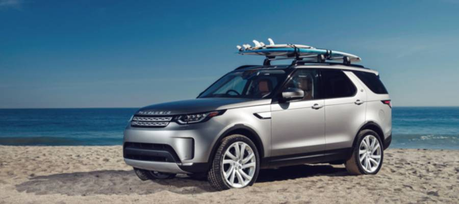 The 7 Wonders of the New Land Rover Discovery 5