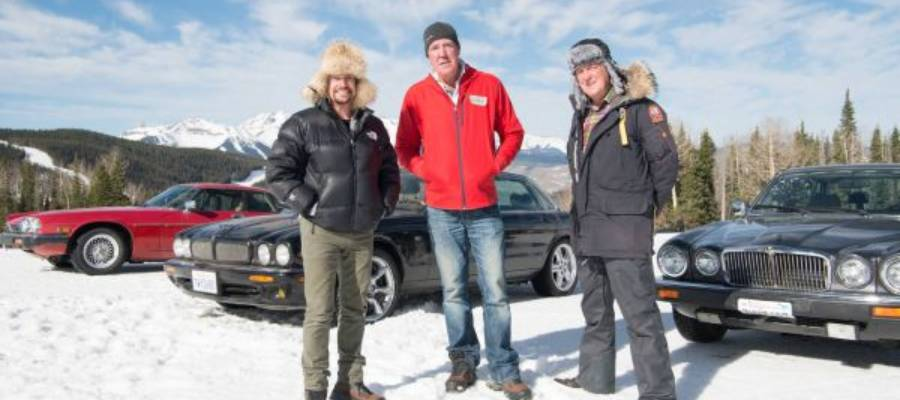 The Grand Tour Season Two Kicks Off On December 8