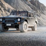 Lamborghini's 1st SUV – LM002 to be Replaced by Urus on 4 Dec