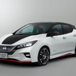 Nissan's Electric Leaf Meets Nismo's Driving Excitement