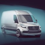 Mercedes-Benz Reveals First Details of the New Sprinter