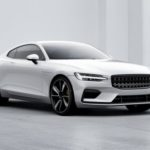 Volvo's Former Performance Division Reveals Electric Polestar 1
