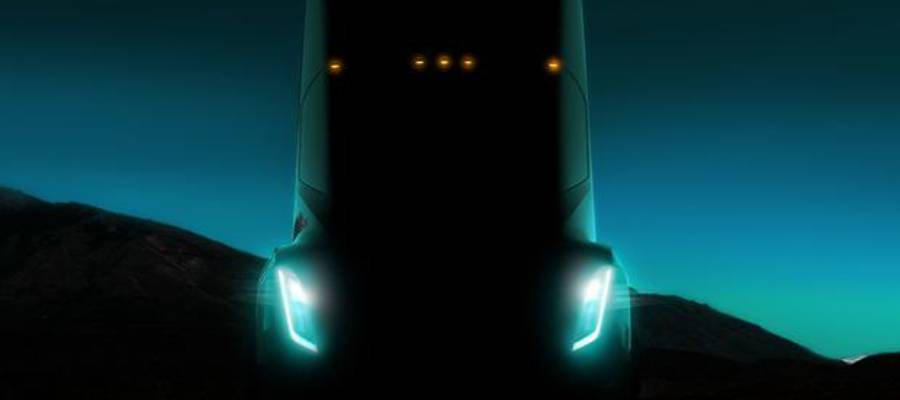 Tesla scheduled to unveil their all-electric truck in October