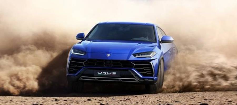 The new Lamborghini Urus is a 480kW SUV with Supercar Performance