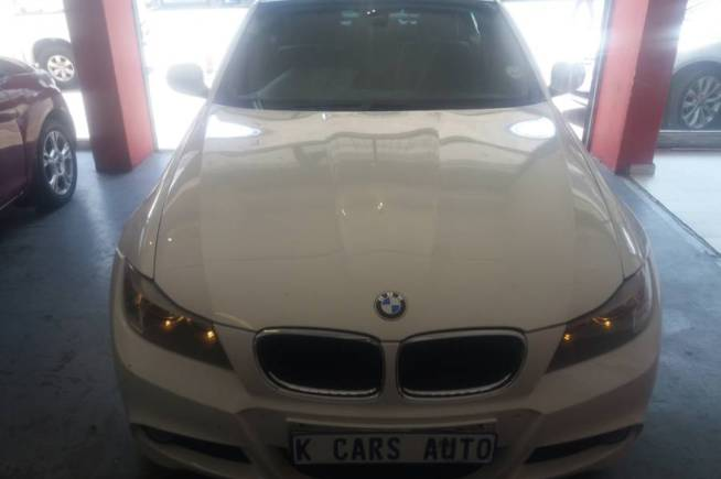 2010 Bmw 3 Series 320d Automatic with130000Km