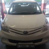 2015 Toyota Avanza 1.5 SX with 76000Km